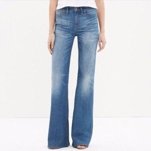Current Elliot The Girl Crush Jeans 5 Pocket Flare